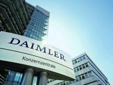 Daimler продает завод во Франции и переносит производство в Китай