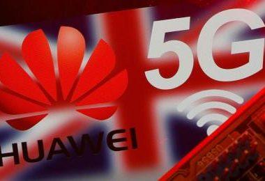 Китайская Huawei запросила встречу с британским премьером в надежде продолжить строительство сети 5G в Великобритании