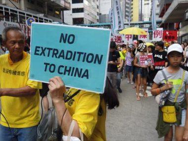 ЕС принял пакет мер реагирования на политику Китая в Гонконге