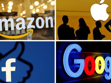 Главы Facebook, Apple и Google ответили на вопросы Конгресса о Китае