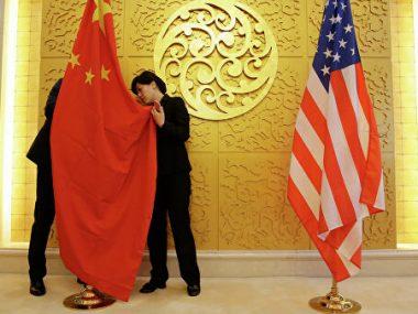 Великая китайская стена: США и Европа усиливают защиту от Пекина