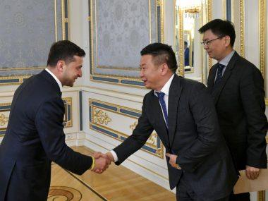 Китай стал главным торговым партнером Украины в 1 полугодии 2020 года