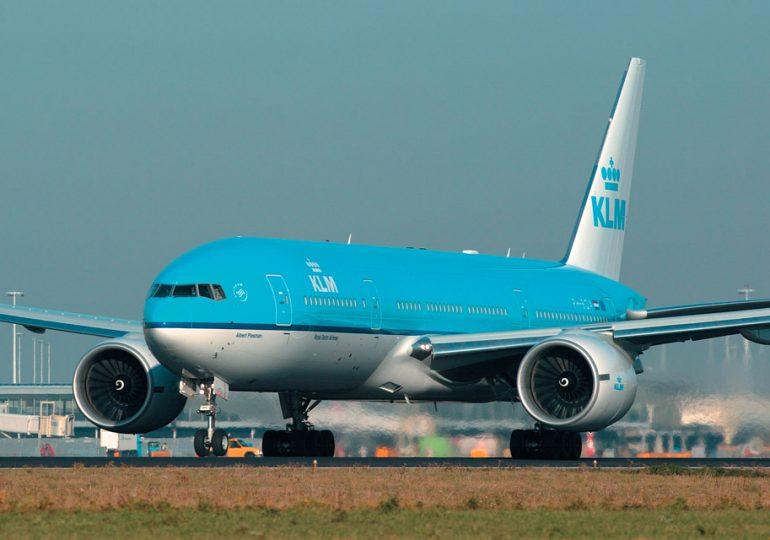 KLM возобновила полеты в Китай после 5-месячного перерыва