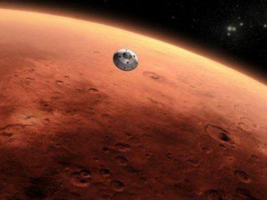 Китай отправит свой ровер на Марс