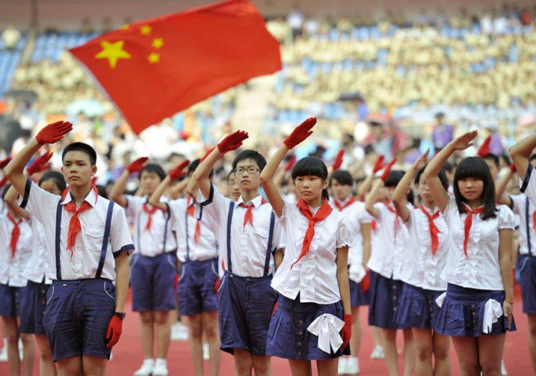 В Китае анонсировали пионерский съезд