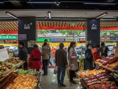 Украина готова удовлетворить спрос Китая на продукты питания