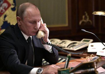 Председатель КНР провел переговоры с Путиным