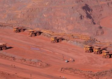 Остановка фабрики Vale подстегнула цены на железную руду в Китае