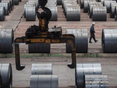 Китайская металлургия достигнет пика выбросов СО2 в 2025 году