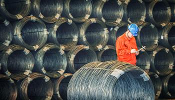 Китай впервые за 11 лет стал нетто-импортером стали