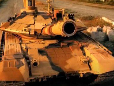 Индия выдвинула танки на границу с Китаем