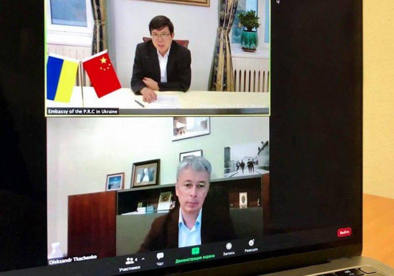 Китай рассматривает возможность производства фильмов совместно с Украиной