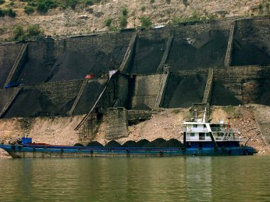 В Китае появится новый углепромышленный гигант
