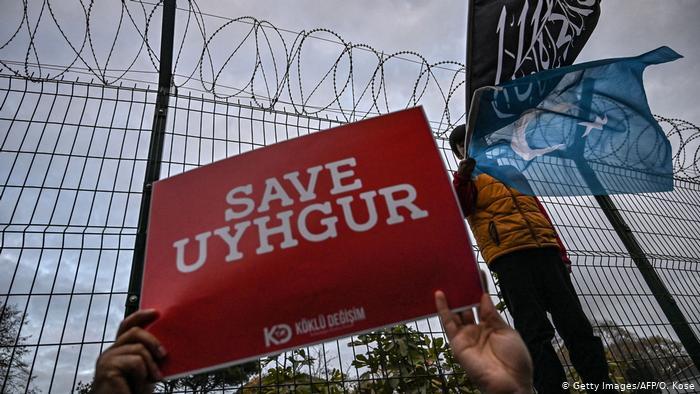 Новая вспышка COVID-19 в Китае, где находятся лагеря для уйгуров