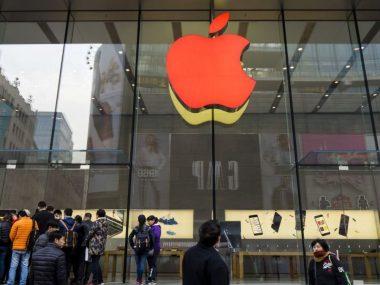 Apple удалила около 30 тыс. приложений из китайского магазина