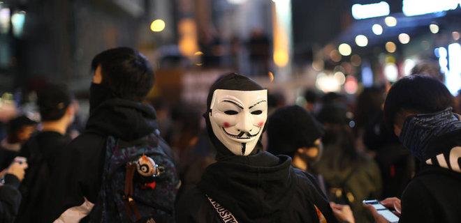 Акции гонконгской медиа-компании выросли на 1100% на фоне протеста