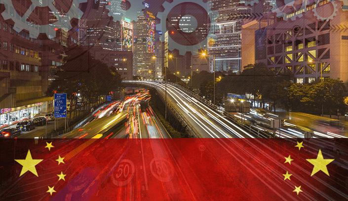 В Китае индекс PMI производственного сектора достиг максимума за 9,5 лет в июле
