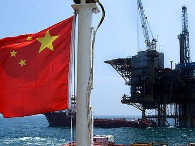 Китай увеличил производство сырой нефти в первом полугодии