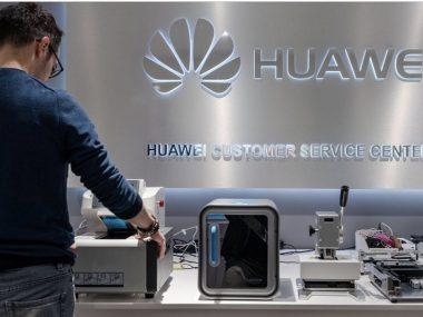 Huawei заявила об остановке производства чипов для смартфонов в сентябре из-за санкций США
