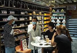 Китайские аптеки составят конкуренцию Starbucks