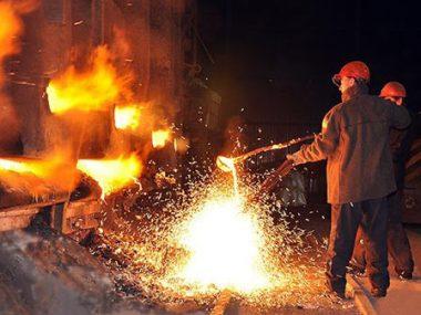 Китай увеличил производство стали на 9,1% в сравнении с прошлым годом