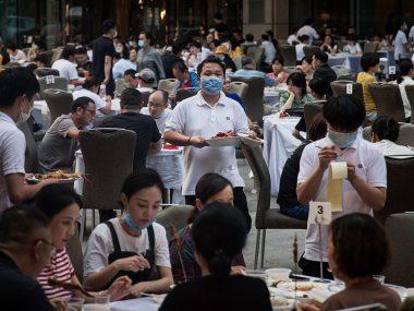 Председатель КНР посоветовал гражданам экономить еду
