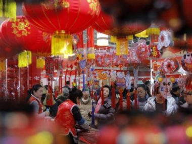 Инфляция в Китае выросла до 2,7% в июле