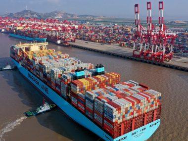 Китайский экспорт в июле вырос на 7,2%