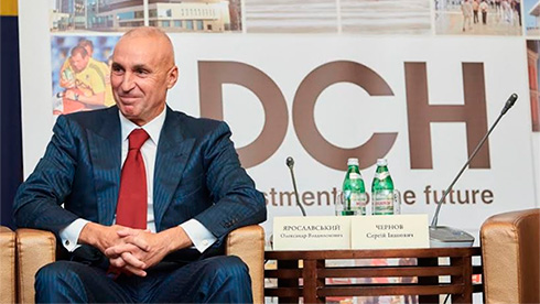Группа DCH Ярославского будет развивать Мотор Сич вместе с китайцами