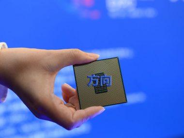 Китай активно переходит на микропроцессоры отечественного производства