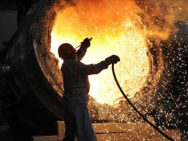 Китай побил свой рекорд по производству стали