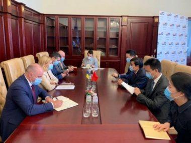 Украина намерена расширить экспорт сельхозпродукции в Китай