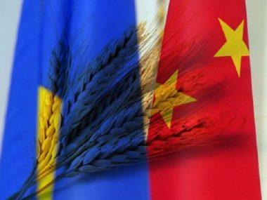 Объем двусторонней торговли между Украиной и КНР сельхозпродукцией вырос на 71% в первом полугодии