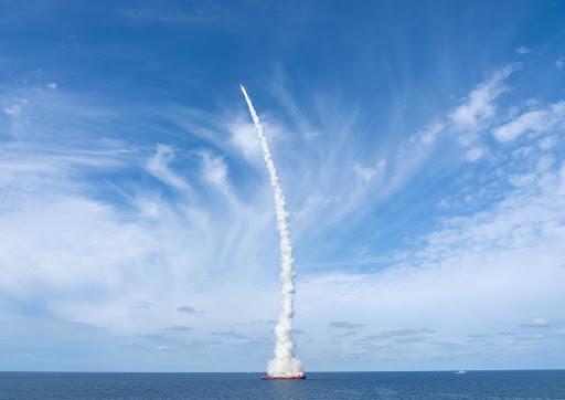 Китай запустил в космос 9 спутников для мониторинга поверхности Земли