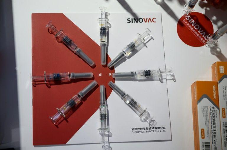 Компании Sinovac Biotech и Sinopharm представили образцы потенциальных вакцин от коронавируса