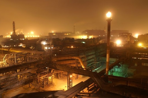 ArcelorMittal Кривой Рог начинает экспортировать железорудное сырье в Китай
