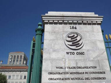ВТО поддержал Китай в споре с США по торговой войне