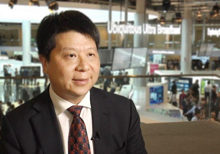 Глава Huawei призвал США отменить новые торговые ограничения