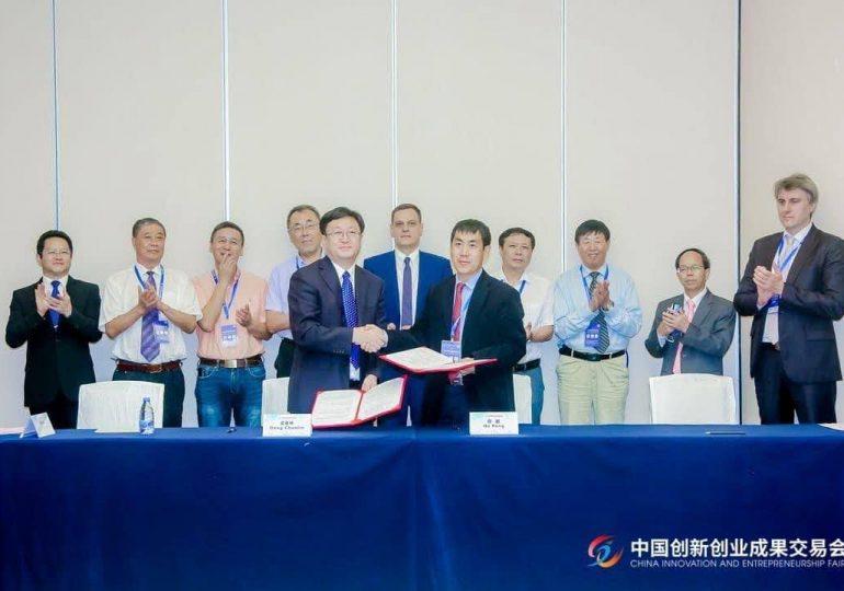 В Гуанчжоу открылась китайско-украинская научная лаборатория