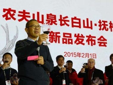 Производитель бутилированной воды стал самым богатым человеком Китая