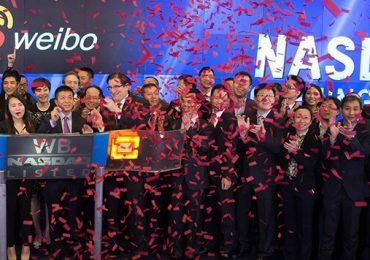 Собственник китайской соцсети Weibo выкупил свои акции на Nasdaq
