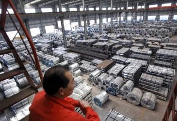 Китайский импорт стали достиг нового рекорда в сентябре