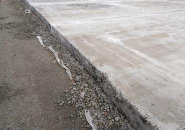Китайскую компанию лишат контракта на строительство бетонной дороги под Житомиром
