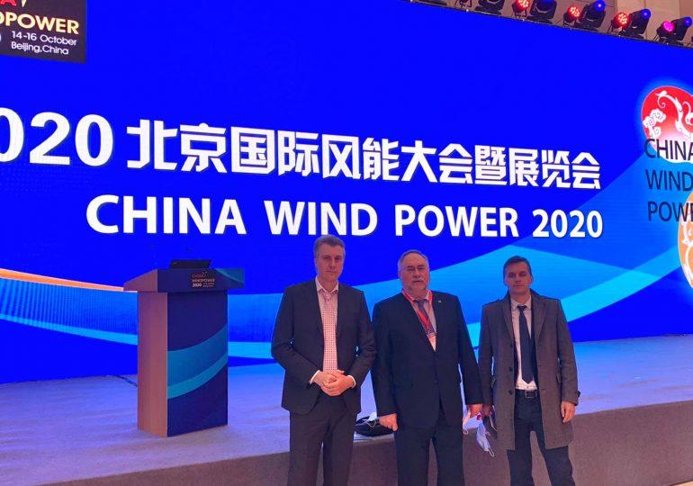 Китайская Goldwind может открыть в Украине центр обслуживания ветропарков