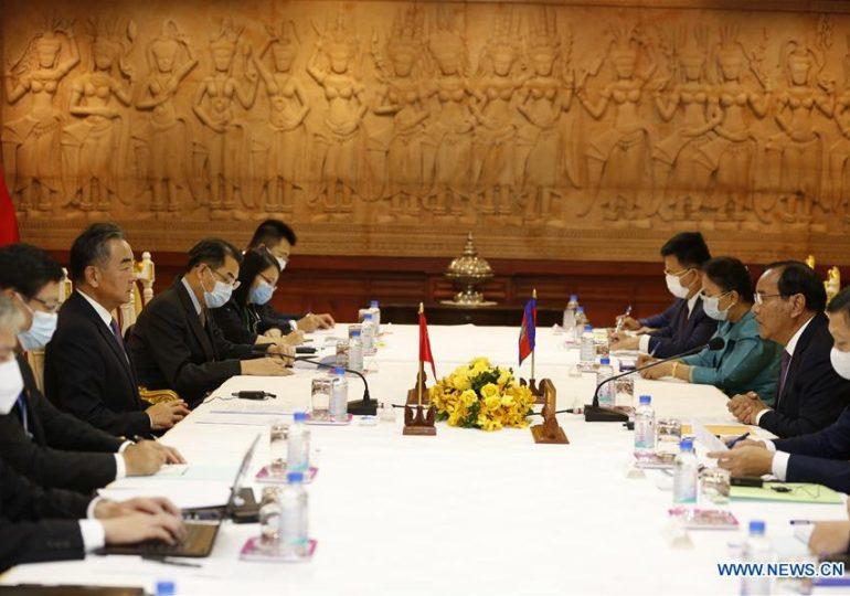 Китай и Камбоджа подписали соглашение о свободной торговле
