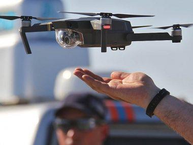 В Китае было создано 13 зон для тестирования беспилотной гражданской авиации