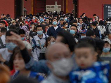 Китай столкнулся с дефицитом вакцины от гриппа