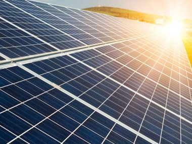 Китай запустил одну из самых мощнейших солнечных электростанций