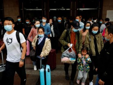 Китайский туризм восстановился после Золотой Недели