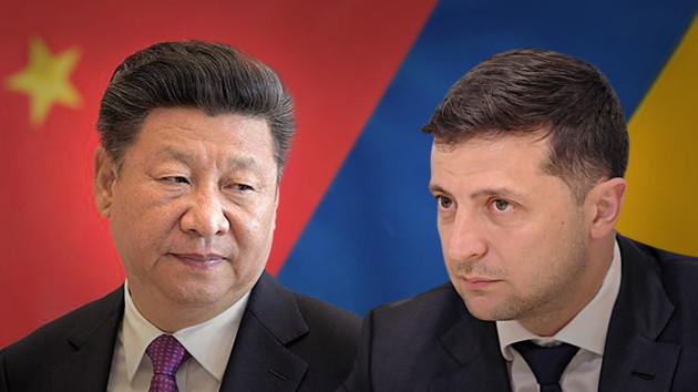 Украина заинтересована в дальнейшей координации с Пекином по борьбе с коронавирусом – Владимир Зеленский